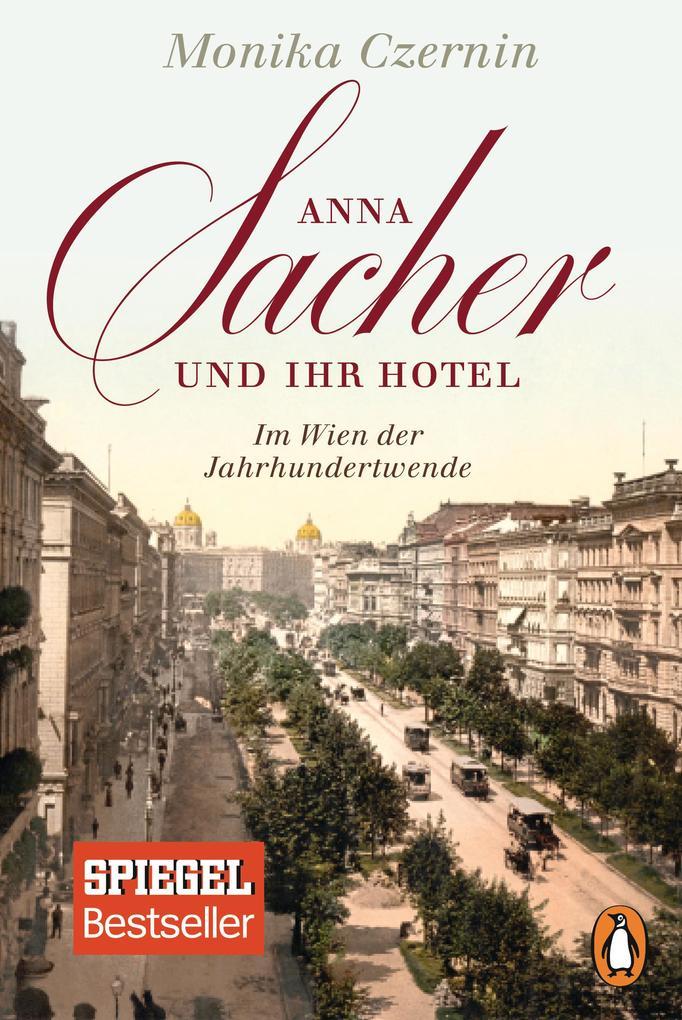 Anna Sacher und ihr Hotel als Taschenbuch