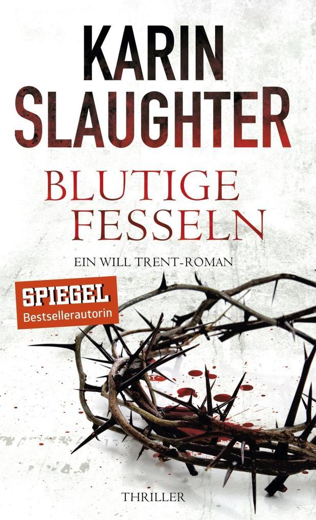 Blutige Fesseln als Buch