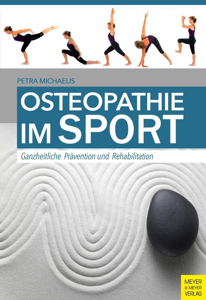 Osteopathie im Sport als Buch von Petra Michaelis