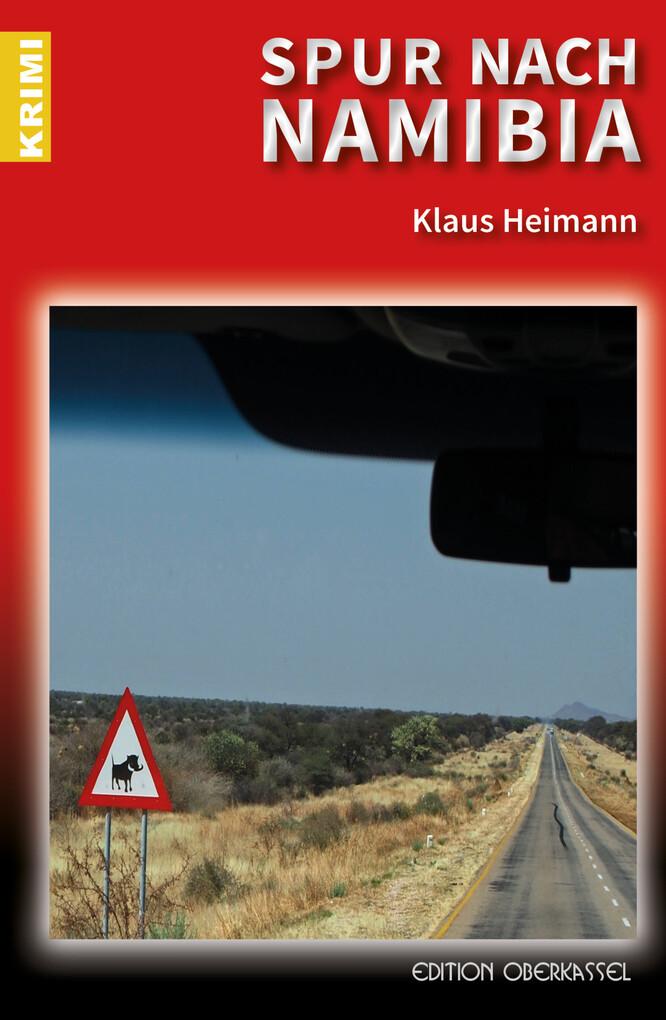 Spur nach Namibia als eBook