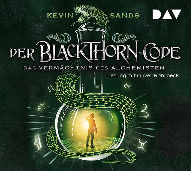 Der Blackthorn-Code - Das Vermächtnis des Alchemisten als Hörbuch CD