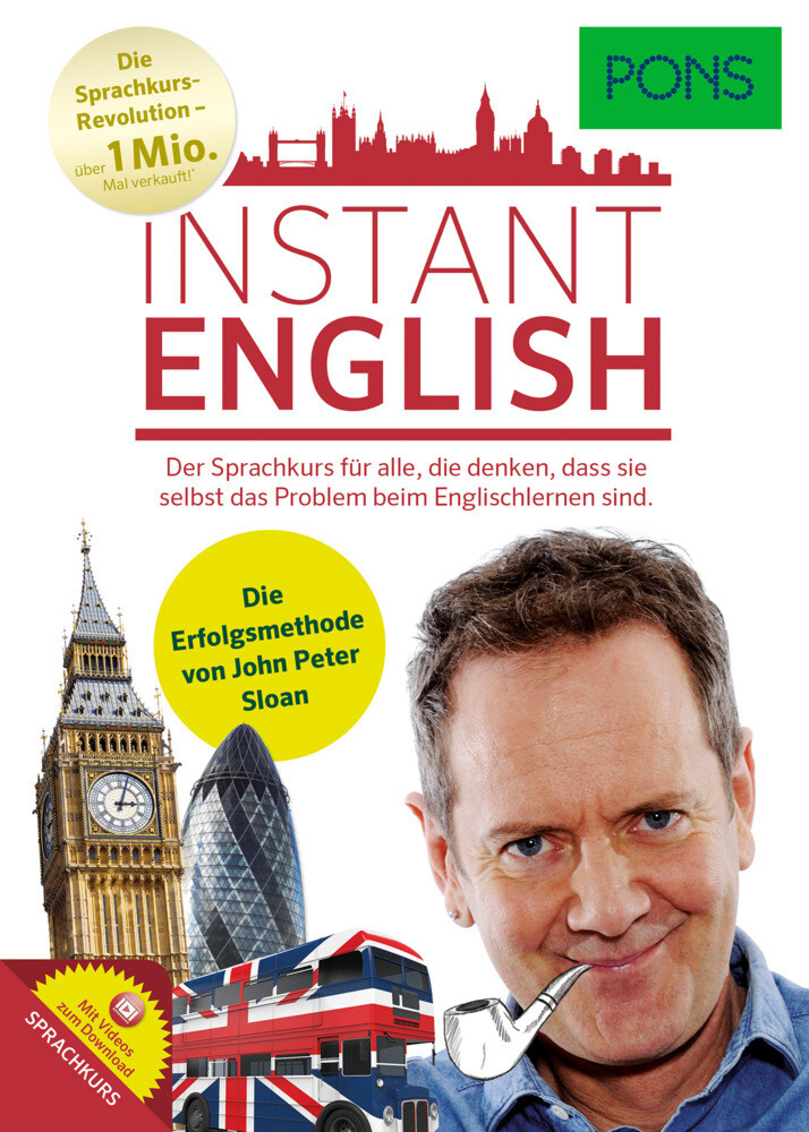 PONS Instant English. Sprachkurs als Buch