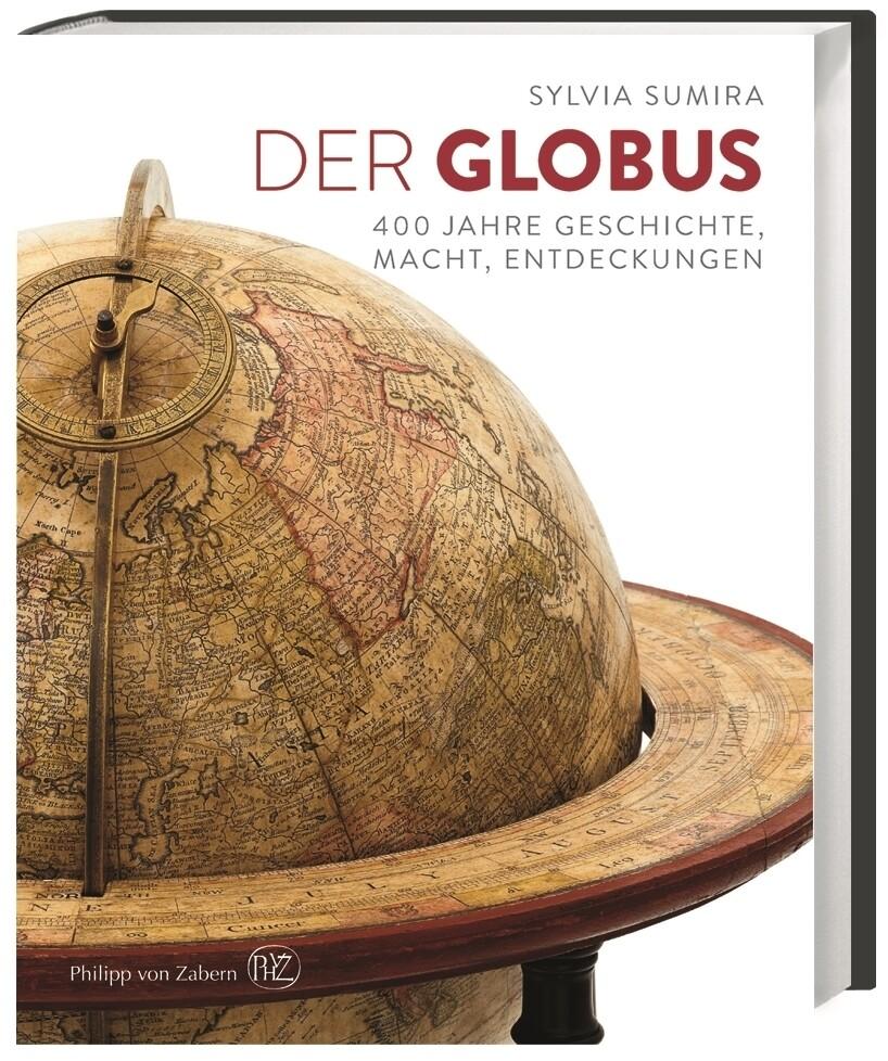Der Globus als Buch von Sylvia Sumira