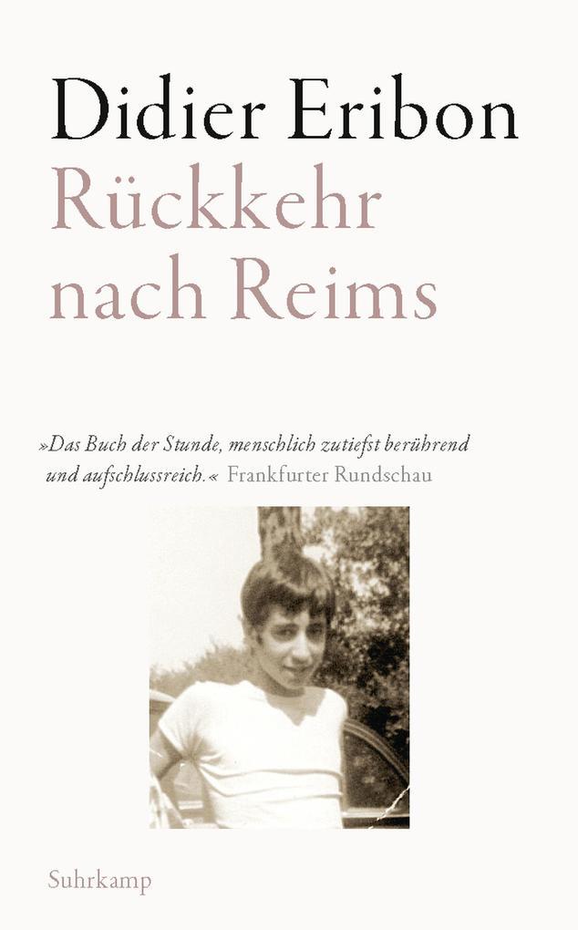 Rückkehr nach Reims als eBook