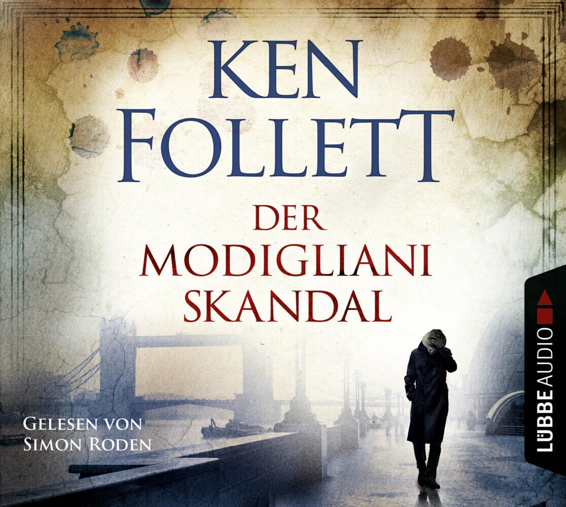 Der Modigliani-Skandal als Hörbuch CD