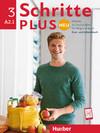 Schritte plus Neu 3. Kursbuch+Arbeitsbuch+CD zum Arbeitsbuch.
