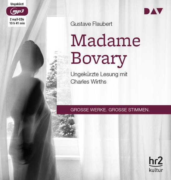 Madame Bovary als Hörbuch