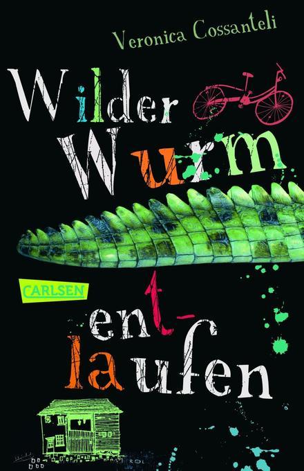 Wilder Wurm entlaufen als Taschenbuch