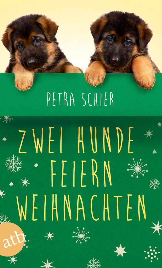 Zwei Hunde feiern Weihnachten als eBook