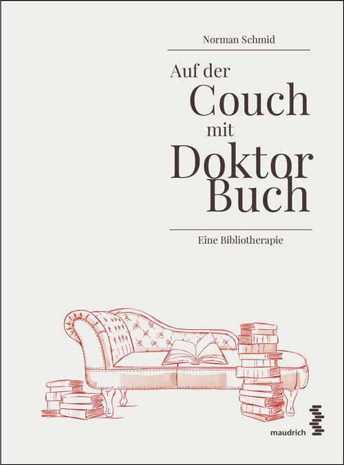 Auf der Couch mit Doktor Buch als Buch