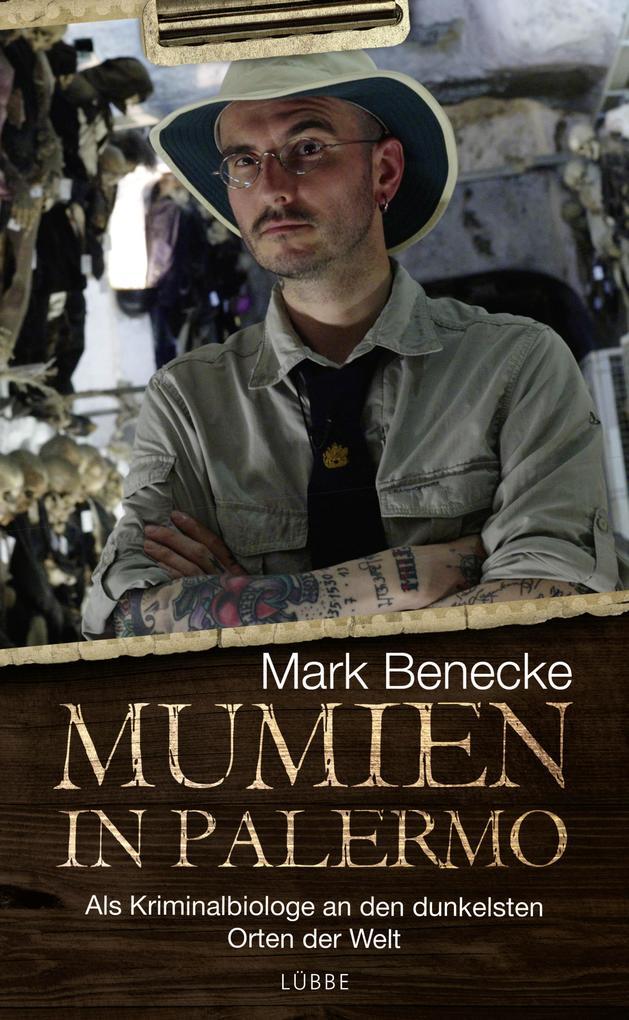 Mumien in Palermo als Buch