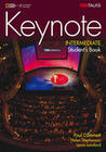 Keynote Intermediate: Student's Book with DVD-ROM and MyELT Online Workbook, Printed Access Code
