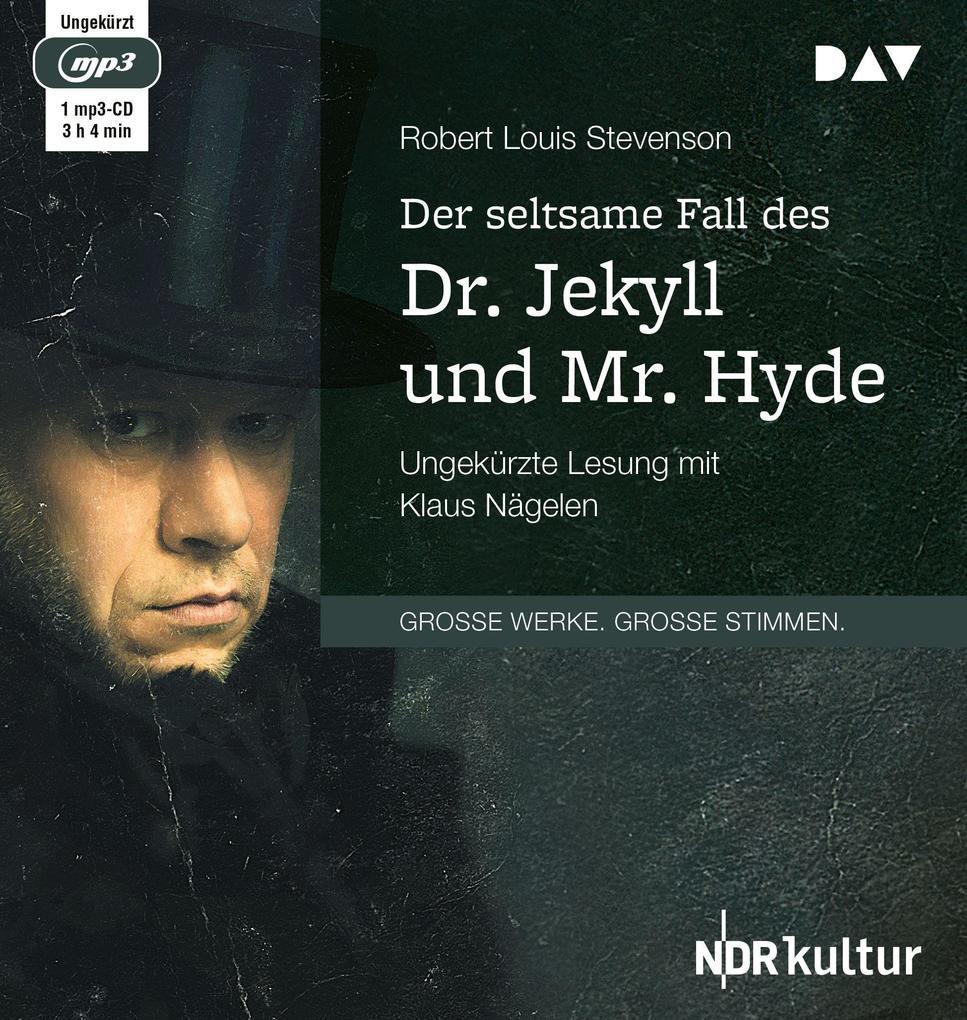 Der seltsame Fall des Dr. Jekyll und Mr. Hyde als Hörbuch