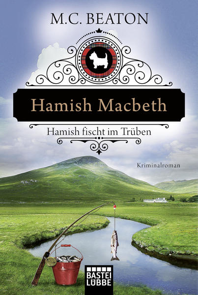 Hamish Macbeth fischt im Trüben als Taschenbuch von M. C. Beaton