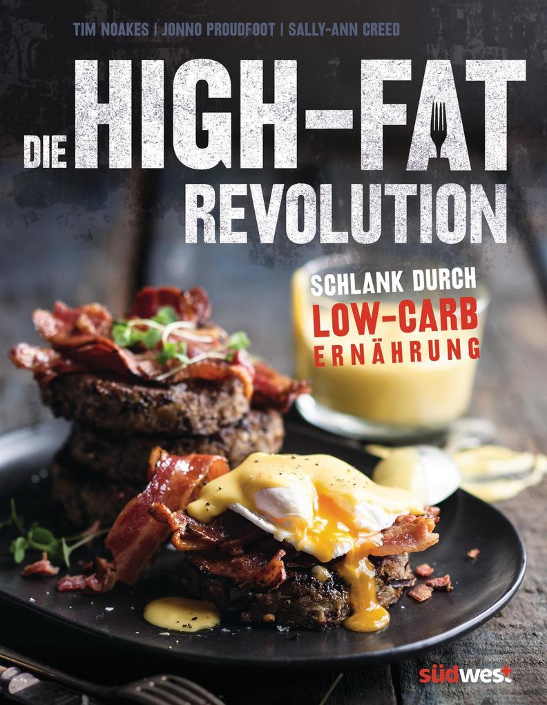 Die High-Fat-Revolution als Buch