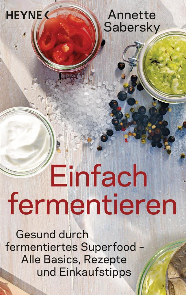 Einfach fermentieren als Taschenbuch