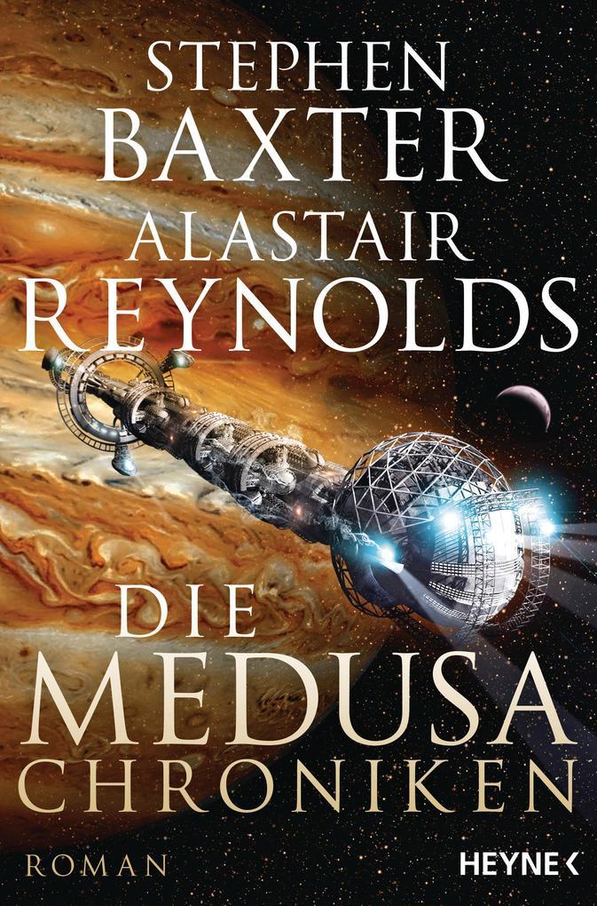 Die Medusa-Chroniken als Taschenbuch