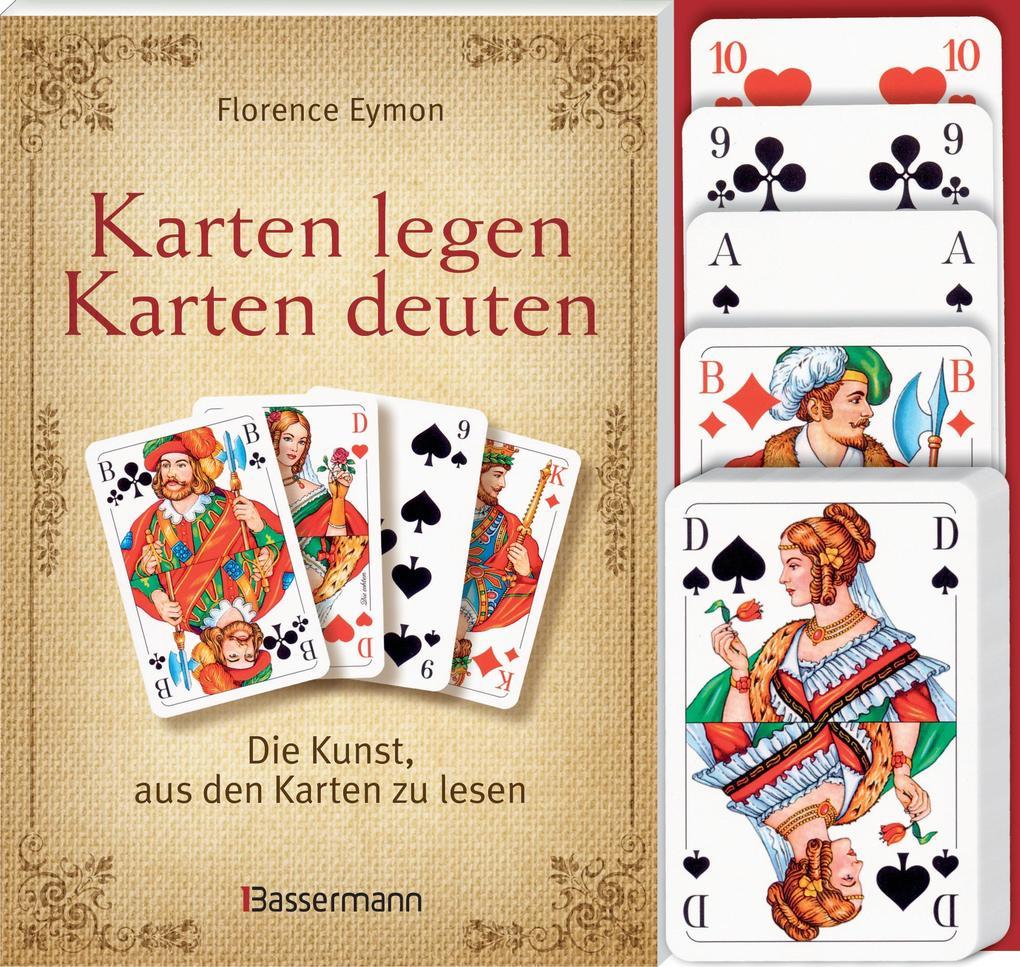 Karten legen - Karten deuten (Set) als Buch von...