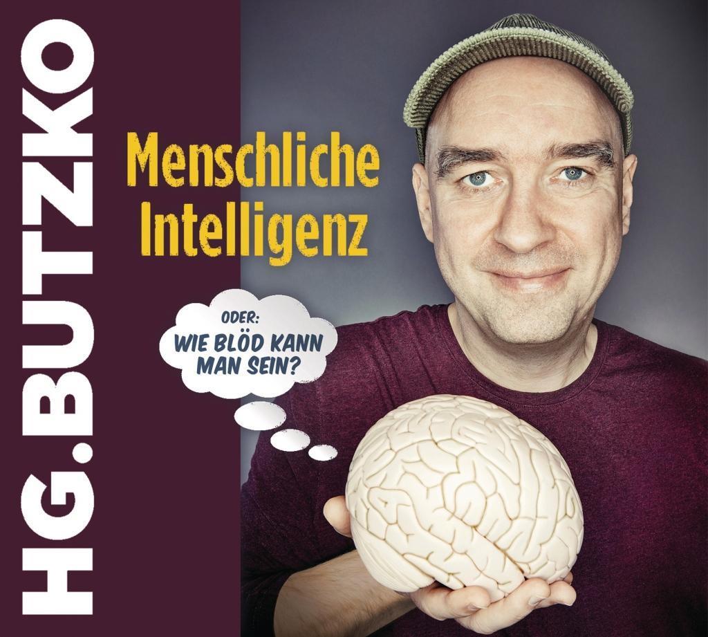 """Menschliche Intelligenz oder """"Wie blöd kann man sein"""" als Hörbuch"""