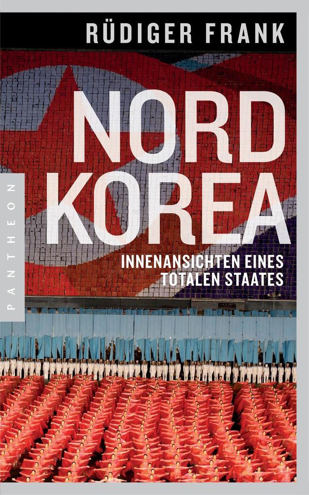 Nordkorea als Buch