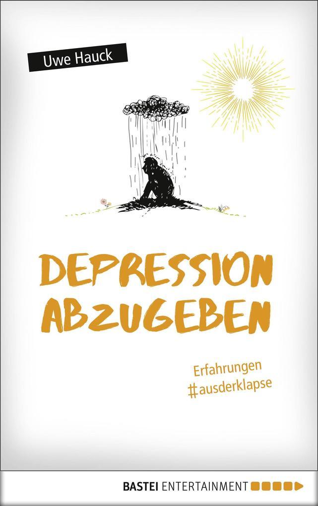 Depression abzugeben als eBook