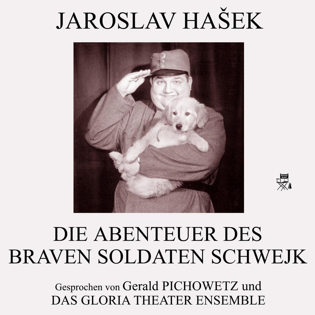 Die Abenteuer des braven Soldaten Schwejk als Hörbuch Download