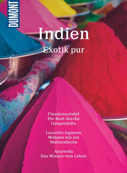 DuMont Bildatlas 36 Indien als Buch
