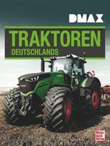 DMAX Traktoren Deutschlands als Buch