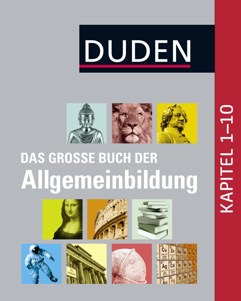 Duden - Das große Buch der Allgemeinbildung als eBook