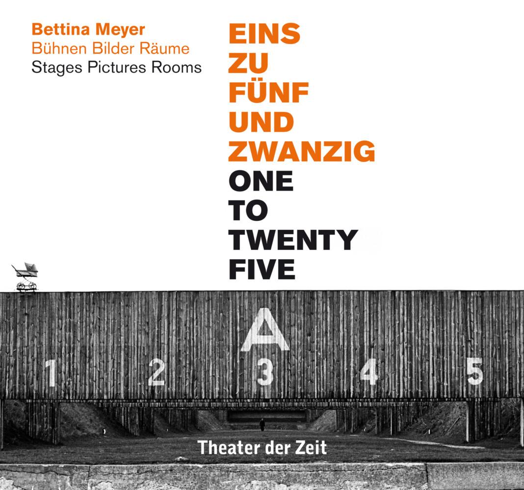 Bettina Mayer - EINS ZU FÜNFUNDZWANZIG - 1 : 25/ ONE TO TWENTY FIVE als Buch