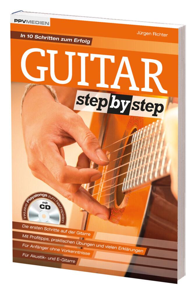 Guitar Step by Step