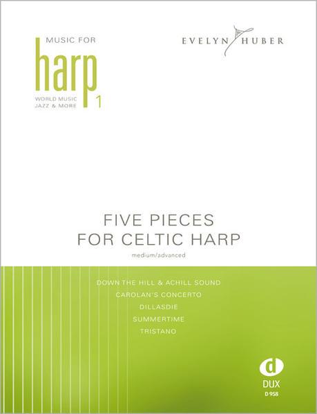 Five Pieces for Celtic Harp 1