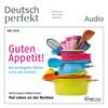 Deutsch lernen Audio - Guten Appetit!