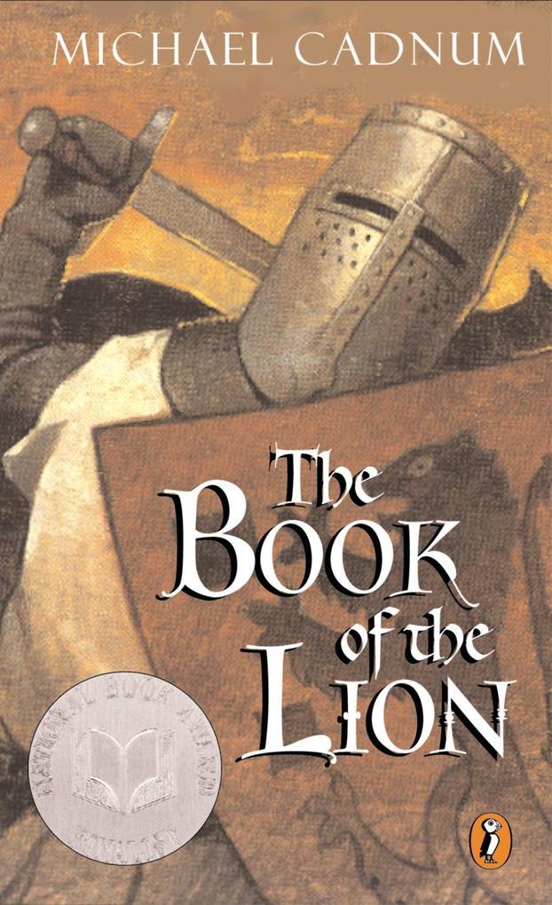 The Book of the Lion als eBook von Michael Cadnum