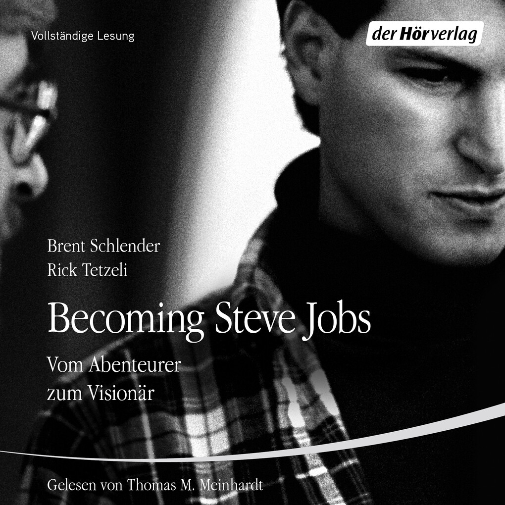 Becoming Steve Jobs als Hörbuch Download