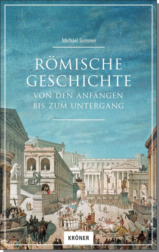 Römische Geschichte als Buch