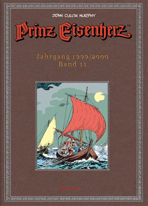 Prinz Eisenherz. Murphy-Jahre / Jahrgang 1999/2000 als Buch