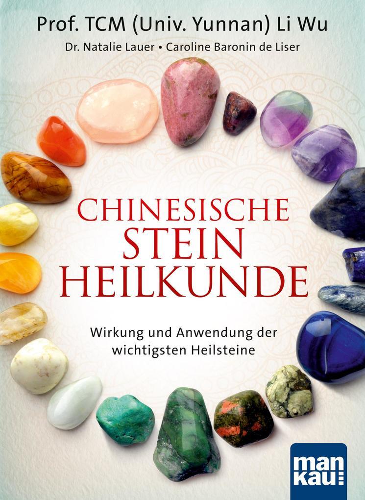 Chinesische Steinheilkunde als Buch
