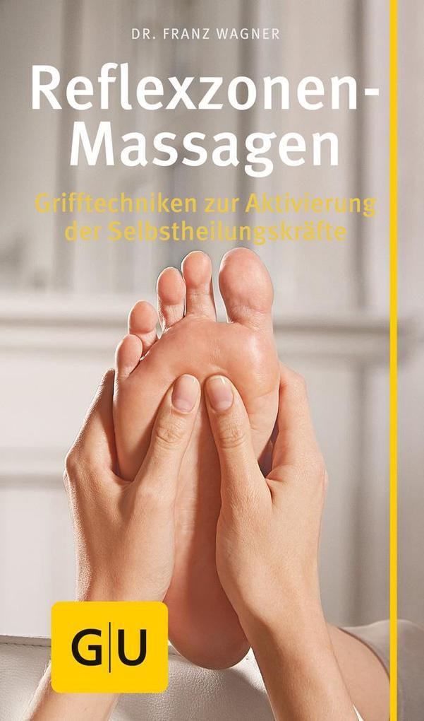 Reflexzonen-Massage als Buch