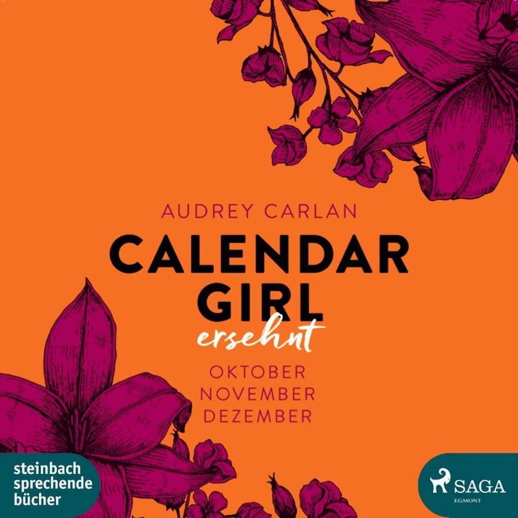 Calendar Girl - Ersehnt als Hörbuch