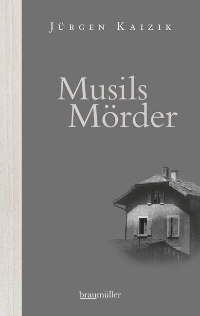 Musils Mörder als Buch