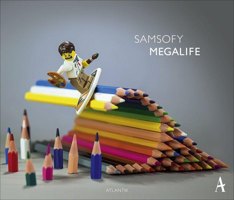 Megalife als Buch