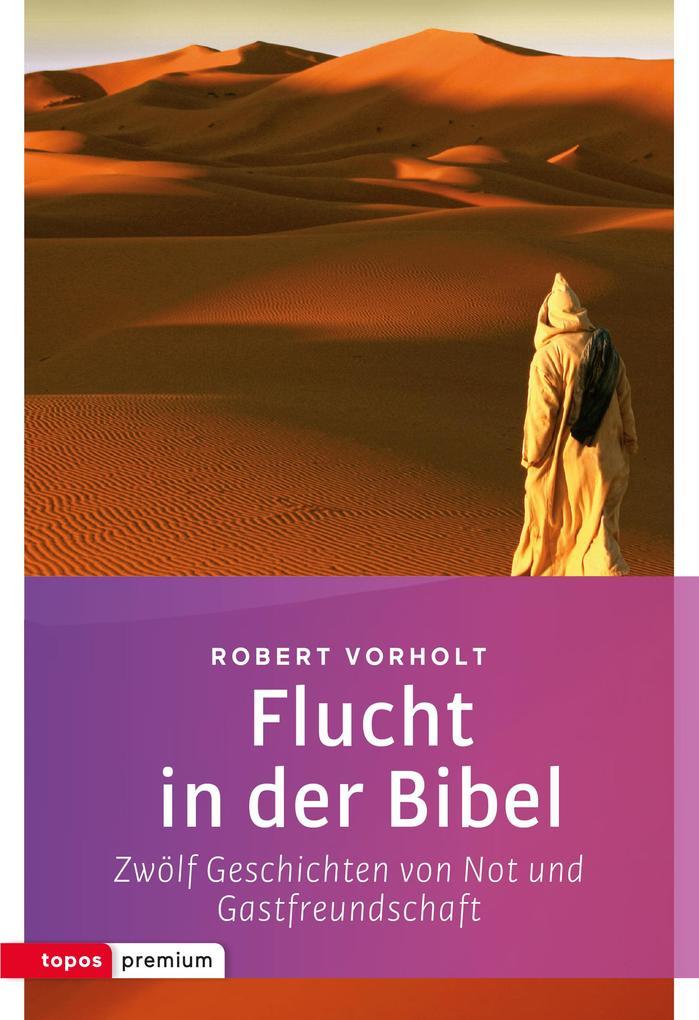 Flucht in der Bibel als Taschenbuch von Robert Vorholt