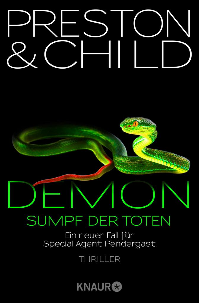 Demon - Sumpf der Toten als eBook