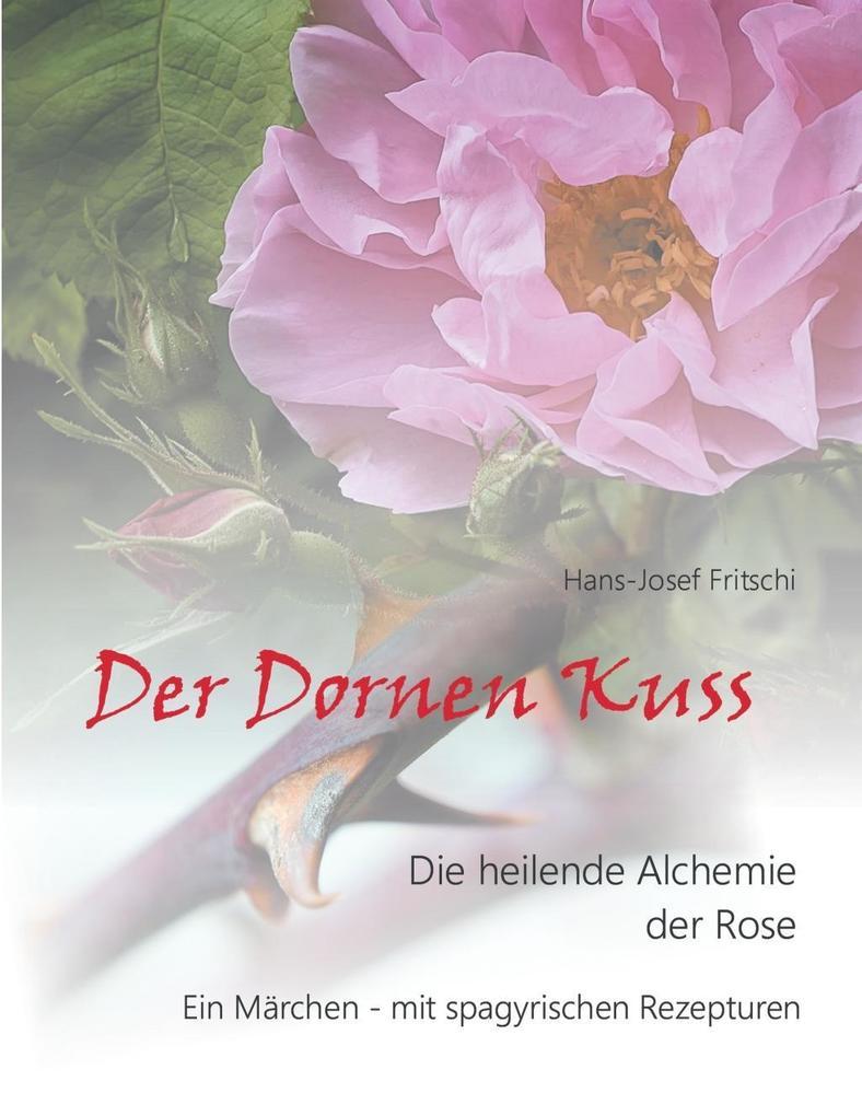 Der Dornen Kuss als eBook von Hans-Josef Fritschi