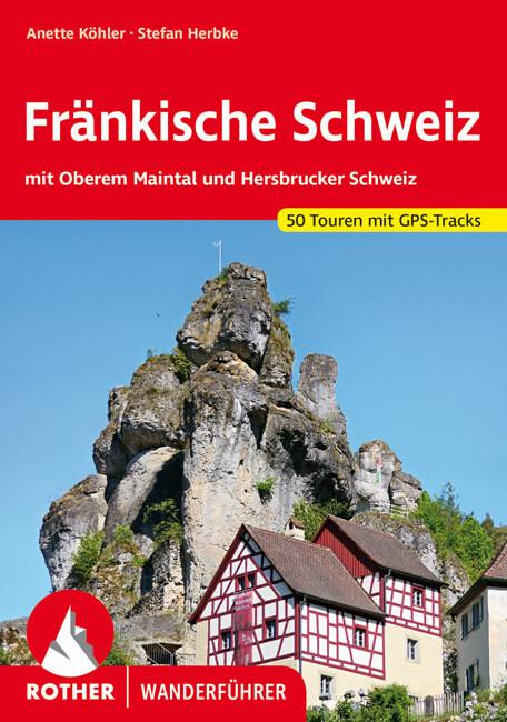 Fränkische Schweiz als Buch