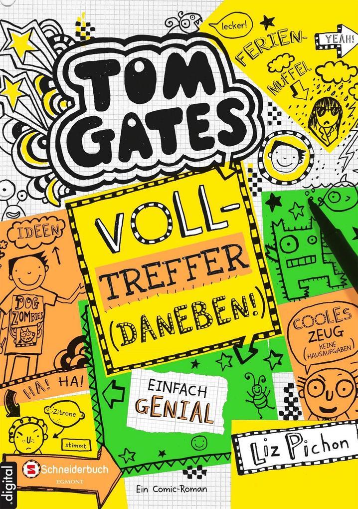 Tom Gates, Band 10 als eBook