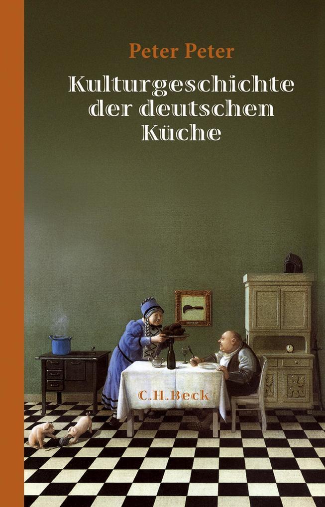Kulturgeschichte der deutschen Küche als eBook