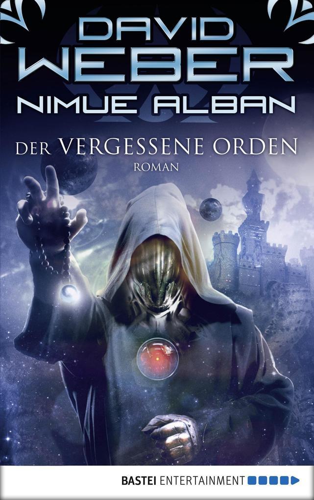 Nimue Alban: Der vergessene Orden als eBook