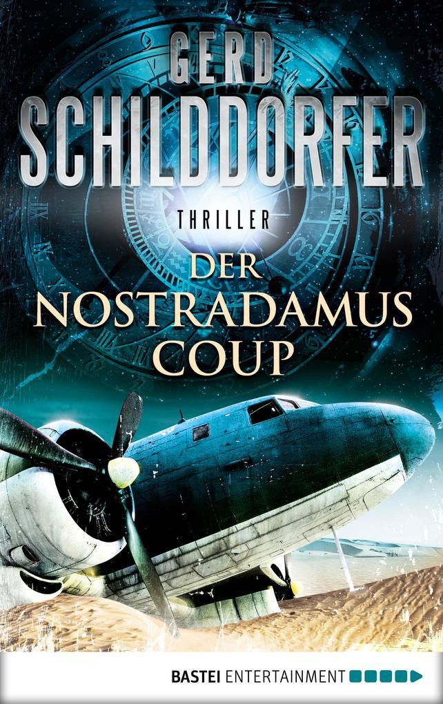 Der Nostradamus-Coup als eBook